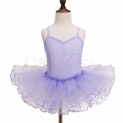 Детское танцевальное платье Girls Gymnastics Ballet