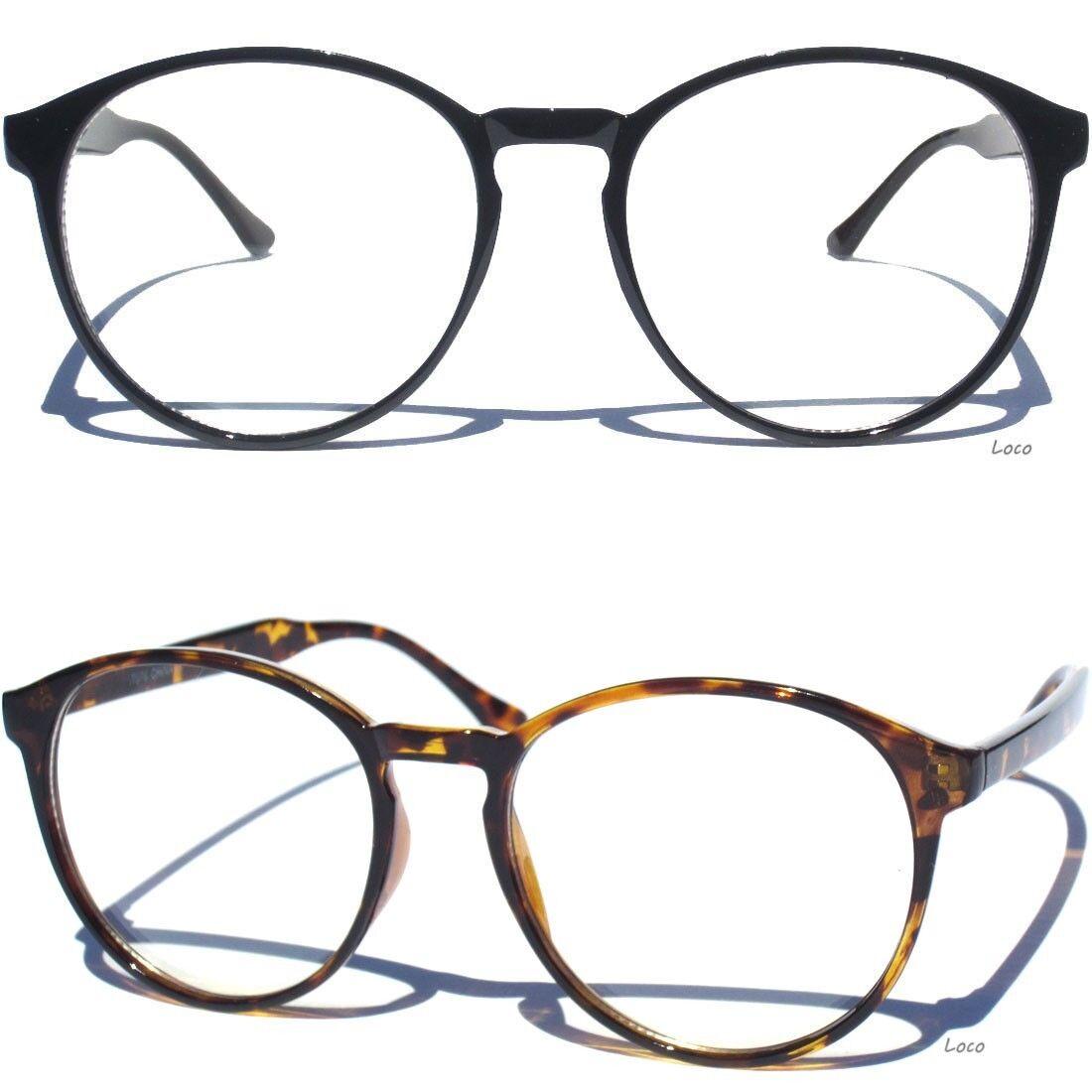 613966026b4b Thin Frame Retro Design Clear Lens Glasses Hipster Nerd Smart ...