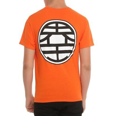 Dragon Ball Z t-shirt - Goku Cosplay Outfit Costume DBZ Licensed Tee Adult Shirt