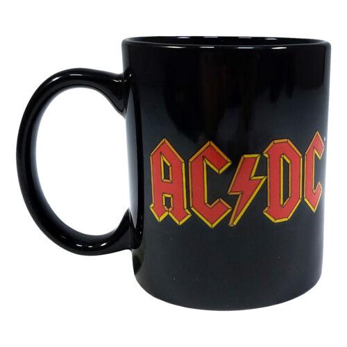 AC/DC Mug [Ceramic] Coffee Tea Soda Juice Water 11-oz. Cup [Brand New in-box]