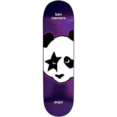 "Enjoi Skateboard Deck Kiss Raemers 8.25"""
