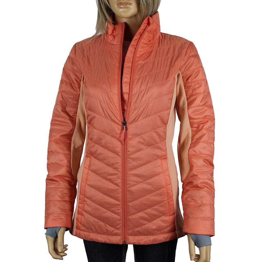 "Shield Insulated Vest XS-S-M New Womens Columbia /""Mighty Lite II/"" Omni-Heat"