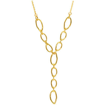 Gorjana Rowan Lariat Gold Necklace 188116G