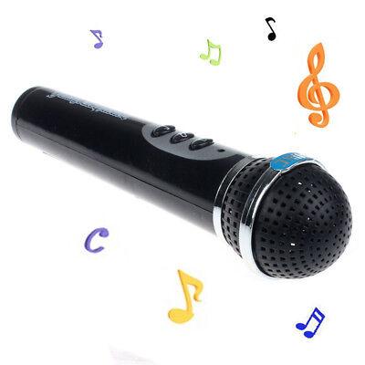 Girls Boys Microphone Mic Karaoke Singing Kid Funny Gift Music Developmental - Microphone Toy