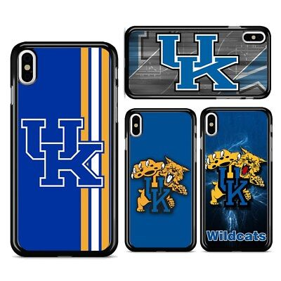 Wildcats Iphone Case - UK University of Kentucky Wildcats Case Cover for iPhone 7 8 Plus X XR XS MAX