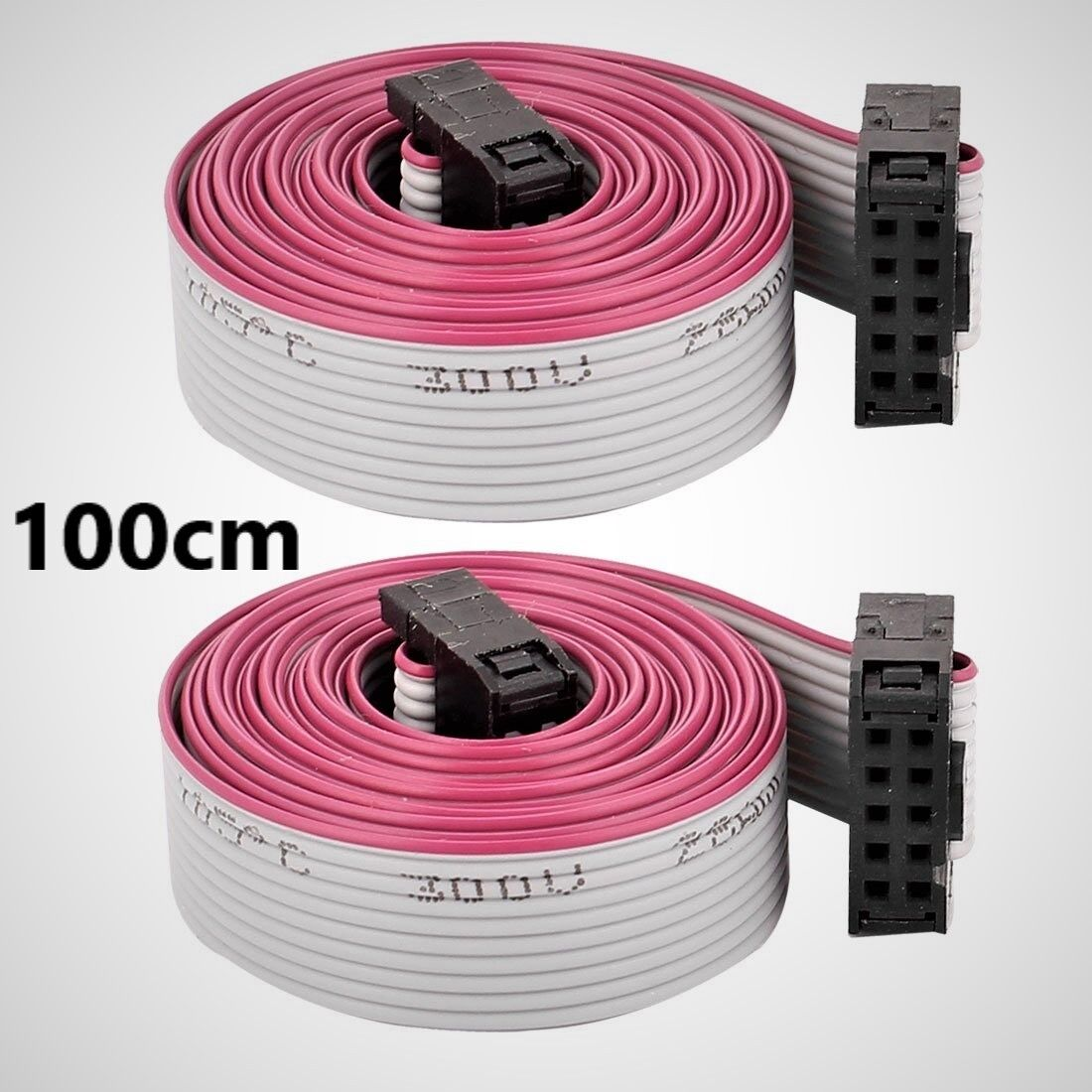 100cm 2004 12864 LCD Extension Cable 3D Printer Prusa Folger Anet Creality Ramps