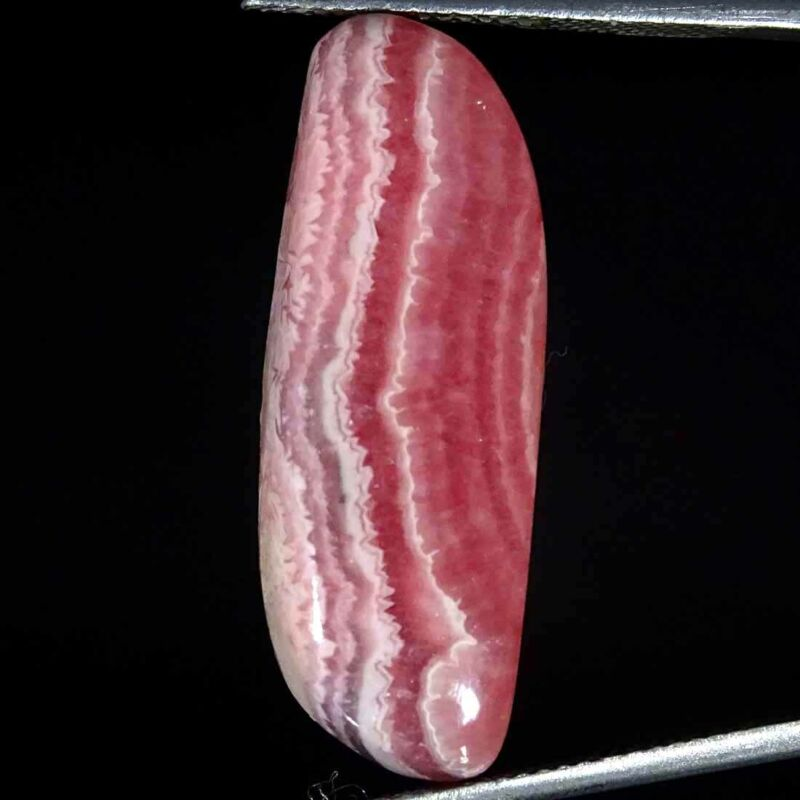 21.30Cts Natural Rhodochrosite Fancy Cabochon Loose Gemstone