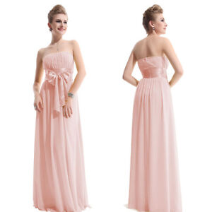 Ever Pretty Long Maxi Bridesmaid Evening Formal Prom Party Dress 09060 Size 6-18