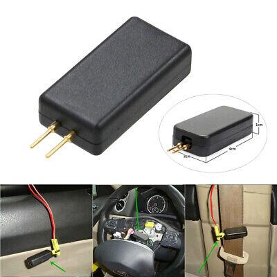 Car Auto SRS Air Bag Airbag Fault Light Simulator Emulator Sensor Bypass KIT