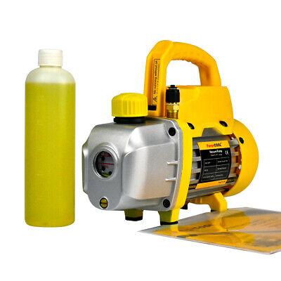 Favorcool Fc-30t 3cfm 14hp Vacuum Pump For Hvac Car Ac Charge R410a R134a R22
