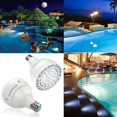 Swimming Pool Light 120V 50W E26 Base Led Bulb Replacement Lamp For Pentair #ya
