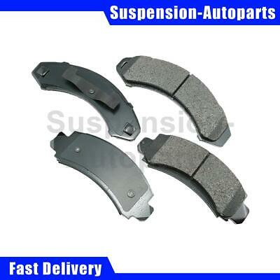 Fits Ford Bronco II 1988-1990 1X ProACT Front Disc Brake Pad Set