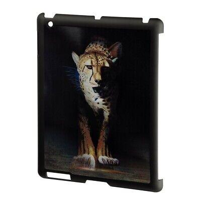 Hama - coque de protection arrière compatible Smart cover 3D pour iPad 2/3G/4G,