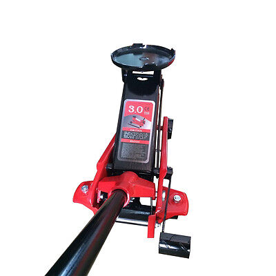 Sto 3 ton heavy duty low profile floor jack rapid pump for 10 ton floor jack for sale