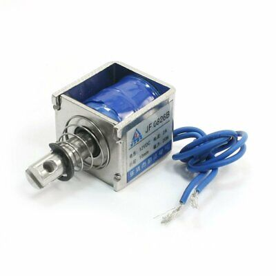Dc12v 2a 20n10mm Pull Push Type Linear Motion Solenoid Electromagnet