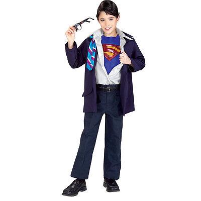 Superman / Clark Kent Muscle Child Costume Rubies 882305