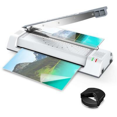 Abox Laminator 13 Inch Thermal Laminatir Machine Ol381 For A3a4a6 With Paper