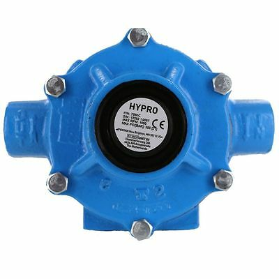 Hypro 7560c Roller Pump - 8-roller Cast Iron Pump - Vip Next Day Delivery