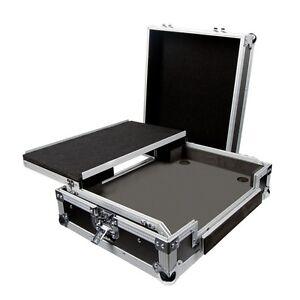 CASE RACK für American Audio VMS4.1 mit Notebookablage DJ  Roadfähig ADJ Koffer