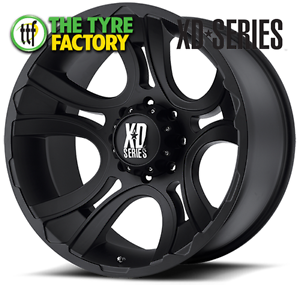 XD SERIES BY KMC WHEELS XD801 CRANK 17X9 5X5 CHR 0MM Alloy Wheels Prestons Liverpool Area Preview