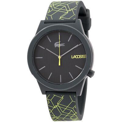 Lacoste Motion Quartz Movement Grey Dial Men's Watch 2010958