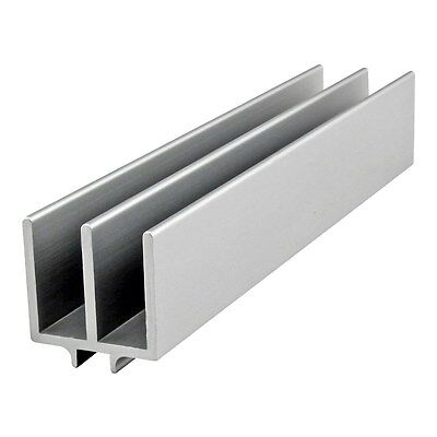 8020 Inc Aluminum Upper Door Slide Track Profile 25 Series 25-2211 X 915mm N