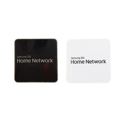 4ea Samsung EZON Digital Door Lock Sticky Key Tag Smart Card Key
