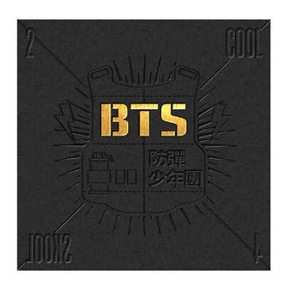 BTS 2 COOL 4 SKOOL 1st Single Album(debut) SEALED Reflected on music chart K-POP