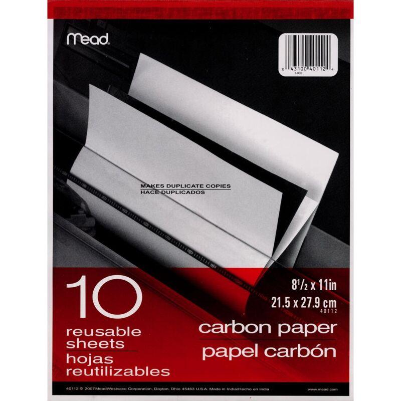 Mead Carbon Paper