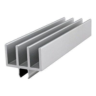 8020 Inc Aluminum Upper Door Slide Track Profile 15 Series 2210 X 72 Long N