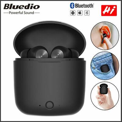 Bluedio Hi True Wireless BT 5.0 Headphones TWS Earphone Spor