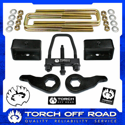 "3"" Front 3"" Rear Lift Kit 1988-1998 Chevy GMC K1500 4X4 4WD Z71 w/ TOOL"
