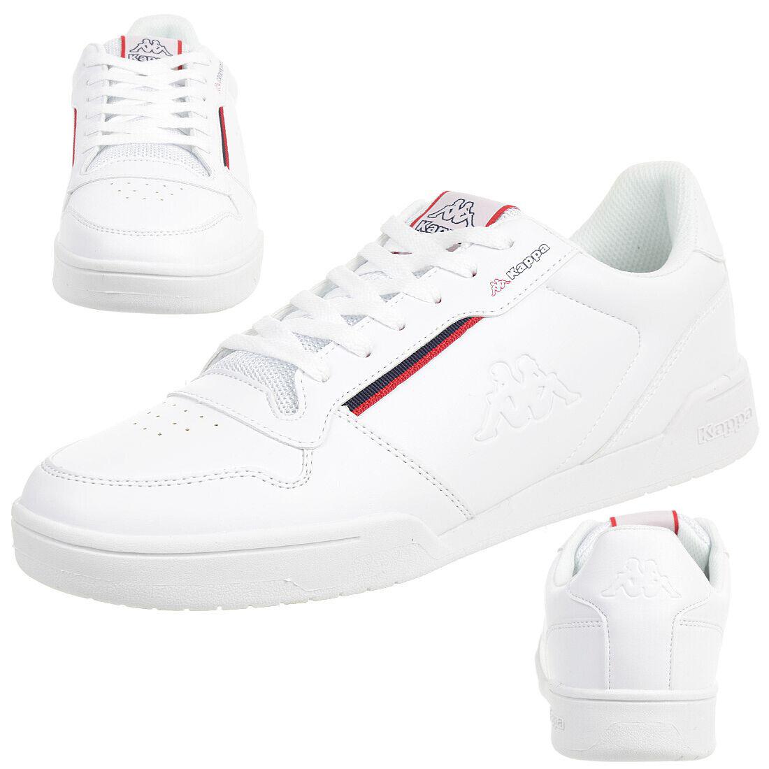 Kappa MARABU Sneaker Unisex Turnschuh 242765 Weiß