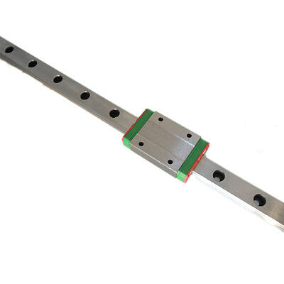 Cnc Part Linear Rail Guide Mgn15 Length 400mm Minature Motion Mgn15h Linear