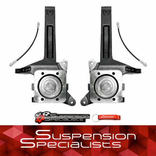 "3.5"" Front Lift Spindle Kit For 2007-2020 Toyota Tundra 2wd"