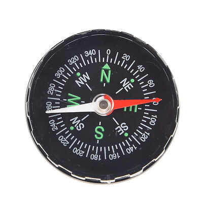 Black Oil Filled Compass Excellent For Hiking  Camping And Outdoor H2w3