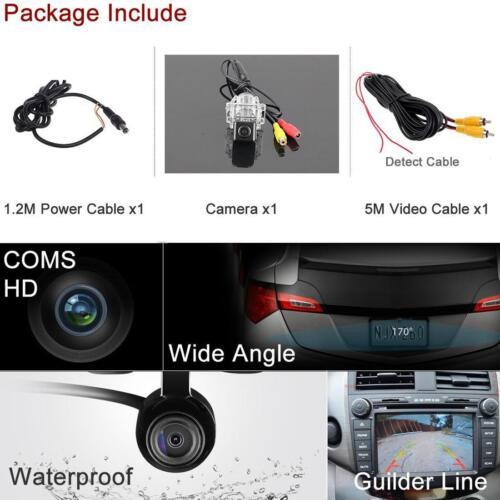 Car Backup Rear View Camera Reverse Parking for Mercedes-Benz C/E ...