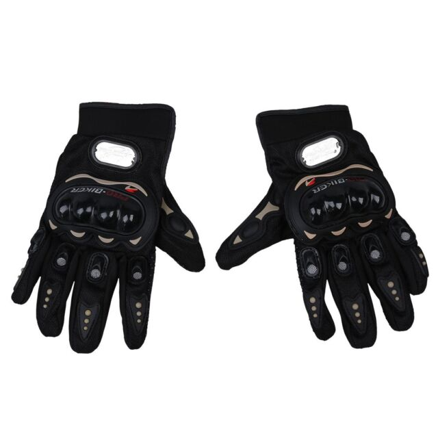 Men's Winter Waterproof Warm Full Fingered Gloves for Outdoor Cycling DP