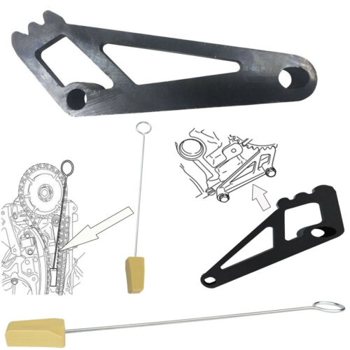 Cam Phaser And Timing Chain Locking Wedge Tool For Ford 4