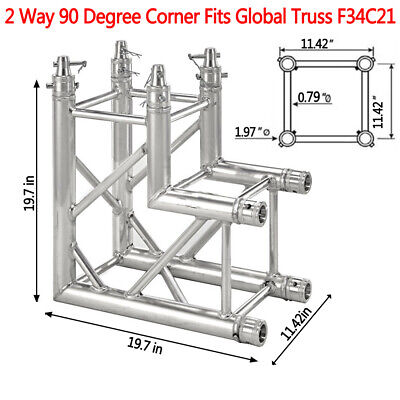 Lighting Stands & Trusses - Truss Corner