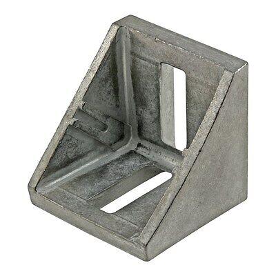 8020 Inc T-slot 2 Hole Slotted Inside Corner Bracket 40 Series 14076 N