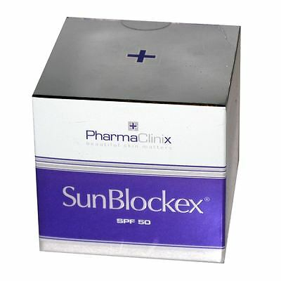 PHARMACLINIX SUNBLOCKEX SPF 50 CREAM - 50ML