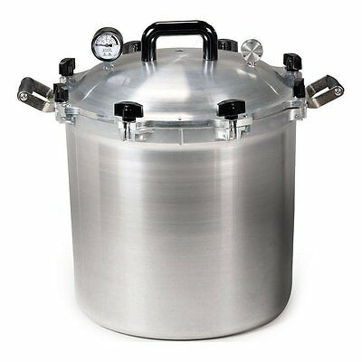 NEW ALL AMERICAN 941 USA MADE 41.5 QUART PRESSURE COOKER CANNER Bargain-priced