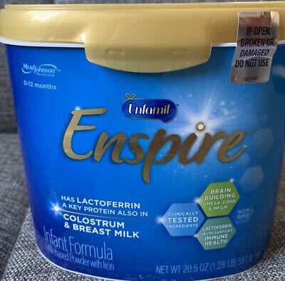 1 Cans Enfamil Enspire  20 oz (Exp. 2021)