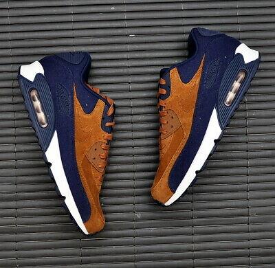 Nike Air Max 90 Premium Ale Brown 700155-201 UK10 EUR45 TN 95 97 98