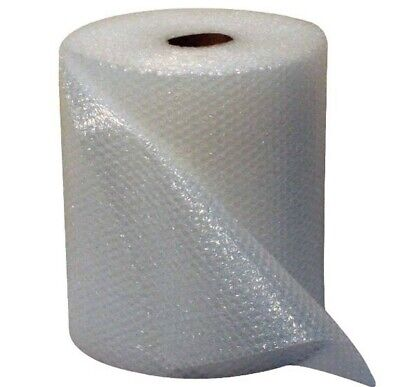 500mm x 50m ROLL OF NEW AND HIGH QUALITY LARGE BUBBLE WRAP COMBINE P&P