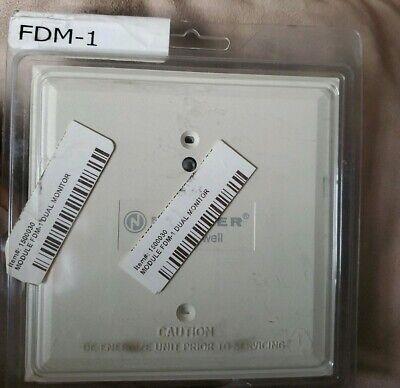Notifier Fdm-1 Dual Monitoring Module Fire Alarm Device Fdm1