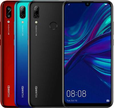 BRAND NEW HUAWEI P Smart 2019 64GB 4G LTE Android Smartphone Dual Sim Unlocked