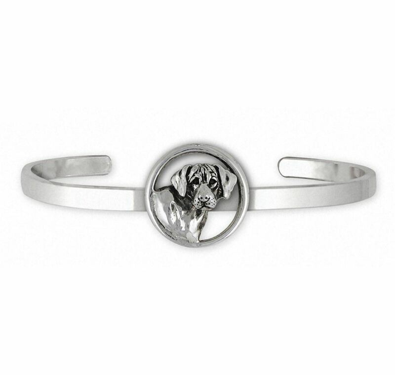 Rhodesian Ridgeback Bracelet Jewelry Sterling Silver Handmade Dog Bracelet RDG3-