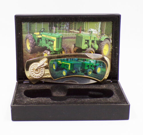 John Deere Collectible Folding Knife
